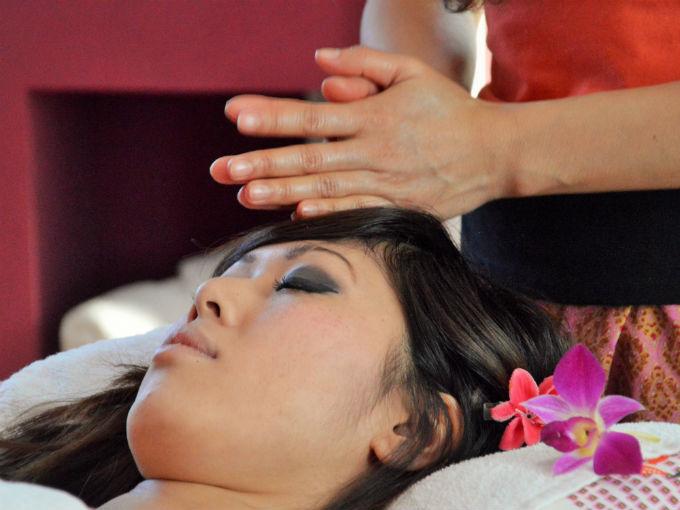Massage thai avec ou sans huile